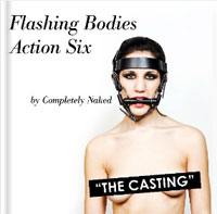 the casting blurb book